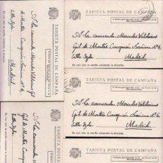 Sellos: LOTE DE 5 TARJETAS POSTALES. Lote 53114990