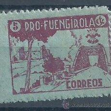 Sellos: R6/ ESPAÑA, GUERRA CIVIL FUENGIROLA MÁLAGA**. Lote 53454832