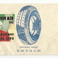 Sellos: CIRCULADA 1937 DE LAS PALMAS A SUECIA CENSURA MILITAR VER FOTO. Lote 56896372