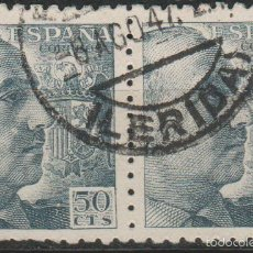 Sellos: LOTE A-SELLOS FRANCO BLOQUE LERIDA. Lote 60427815