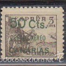 Sellos: CANARIAS : X 34 AÑO 1937. Lote 60637511