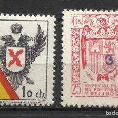 Sellos: 151-SELLO VIÑETA GUERRA CIVIL CARLISTA REQUETE 10 CTS NUEVO ** SPAIN CIVIL WAR. Lote 31159724