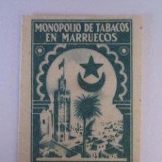 Briefmarken - SELLO BENEFICENCIA MONOPOLIO DE TABACO MARRECOS ESCASO 5 CENTIMOS NUEVO - 63144464