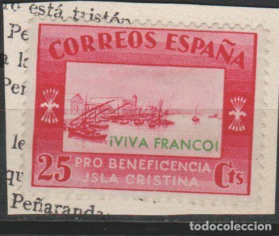 LOTE A-SELLOS VIÑETA GUERRA CIVIL (Sellos - España - Guerra Civil - Viñetas - Usados)