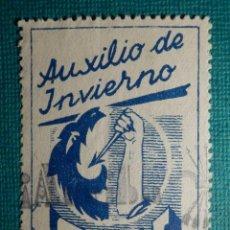 Sellos: SELLO - BENEFICENCIA - AUXILIO DE INVIERNO - 10 CTS. Lote 68959093