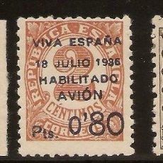 Sellos: LOCALES CANARIAS EDIFIL 1/3** LUJO SERIE COMPLETA 1936 NL1152. Lote 68979481