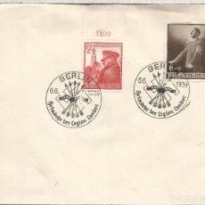 Sellos: GUERRA CIVIL MAT BERLIN 6-6-1939 RETORNO DE LA LEGION CONDOR A ALEMANIA . Lote 71185745