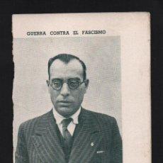 Sellos: GUERRA CONTRA EL FASCISMO, JUAN COMORERA, VER FOTO. Lote 72359915