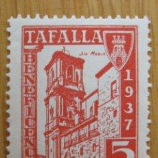 Sellos: TAFALLA , 5 CENTIMOS . SELLO NUEVO **. Lote 78302489