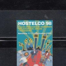 Selos: HOSTELCO 98. BARCELONA. Lote 83100860