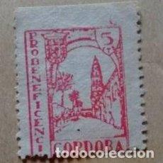 Briefmarken - Pro Beneficencia Cordoba 5 cts - 85964982