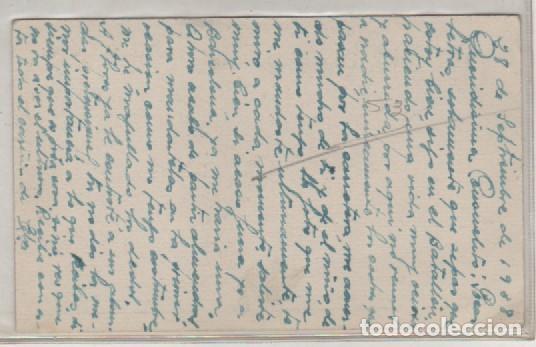 Sellos: Tarjeta postal de campaña 28 septiembre de 1938 Guerra Civil - Foto 2 - 89069424