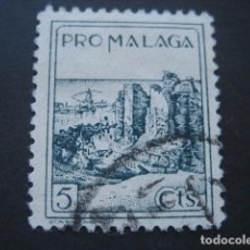 Briefmarken - SELLO PRO MALAGA 5 CTS. - 93100005