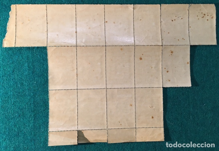 Sellos: VIÑETAS EXPOSICION UNIVERSAL DE BARCELONA 1929. EL ARTE EN ESPAÑA. - Foto 2 - 94760211