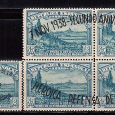 Sellos: 1938 EDIFIL Nº 789 / 790 MHN. Lote 96549259