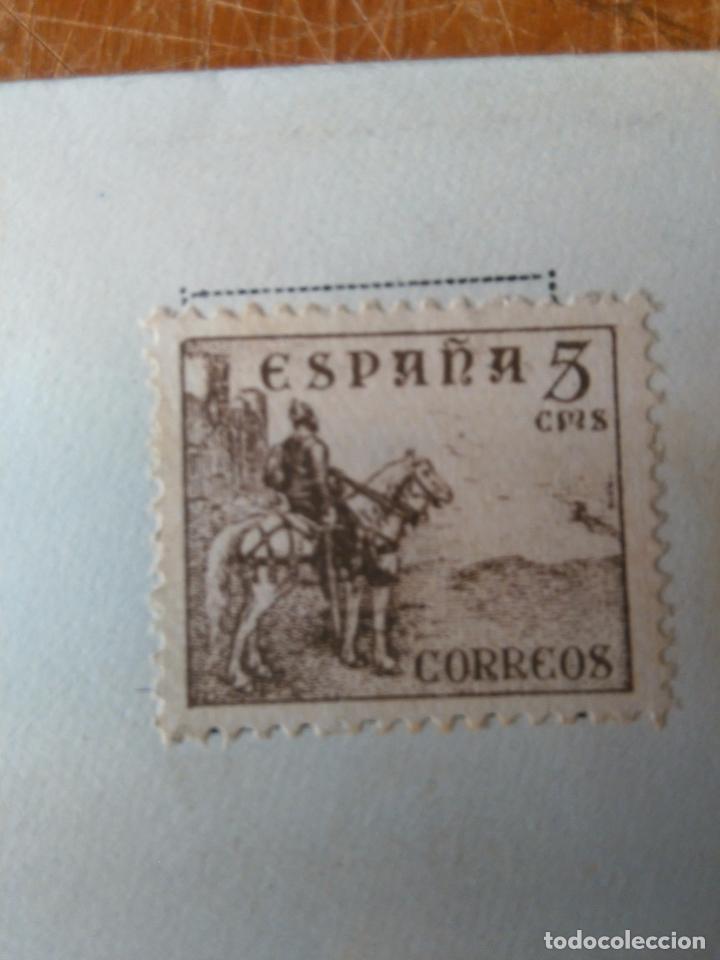 Sellos: SELLO ESPAÑA CORREOS 5 CMS 1937 EL CID (SIN MATASELLAR) regalo sello franco y sobres reinado social - Foto 2 - 96831623