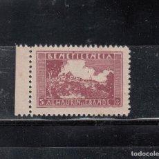 Sellos: ALHAURIN EL GRANDE. BENEFICENCIA. 5 CTS.. Lote 98225519