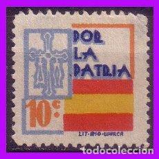 Sellos: ASTURIAS, GUERRA CIVIL, FESOFI Nº 9 (*). Lote 99295071