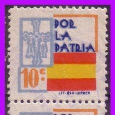 Sellos: ASTURIAS, GUERRA CIVIL, FESOFI Nº 9 B2 (O) . Lote 99295635