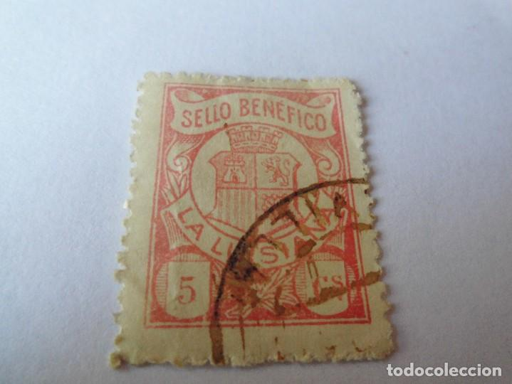 Sellos: magnificos nueve sellos antiguos - Foto 4 - 101444927