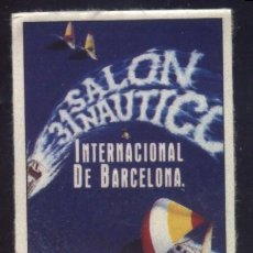 Sellos: S-0934- BARCELONA. 31 SALON NAUTICO INTERNACIONAL. 1992.. Lote 103704619