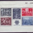 Sellos: SPAIN HOJITA BENEFICENCIA 34 **MNH. Lote 107833651