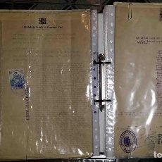 Sellos: IRREPETIBLE-INCREIBLE COLECCIÓN. MUNICIPALES. TIMBRES. BENEFICENCIA. AL CAMARADA. 160 FOTOGRAFÍAS.. Lote 108833067