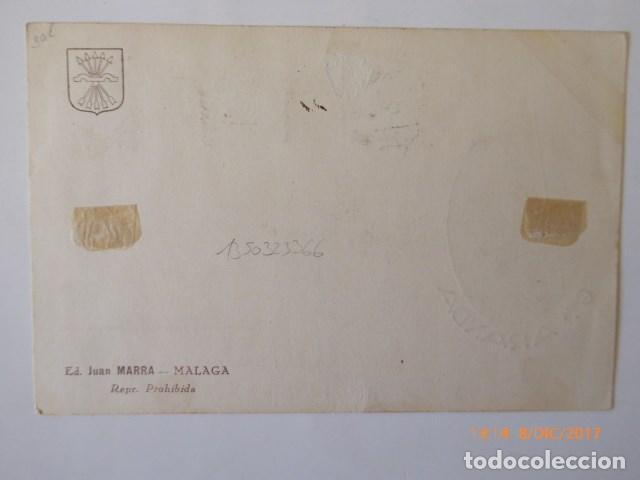 Sellos: tarjeta postal general aranda, censura militar sevilla , 1937, malaga. franqueo combinado republica - Foto 2 - 109143471