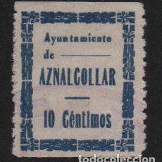 Sellos: AZNALCOLLAR,(SEVILLA), 10 CTS, ALLEPUZ Nº 1 ,VER FOTO. Lote 110096787