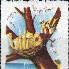 Sellos: VIÑETA MALLORCA. (ISLAS BALEARES )LUNA DE MIEL EN MALLORCA ,VIÑETA **.MNH (18-61). Lote 112303243