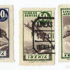 Sellos: PRO MONTEPIO. IBERIA.. Lote 112918007