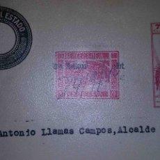 Sellos: BENEFICENCIA. CAMPILLOS, MÁLAGA. 1942.. Lote 113025803