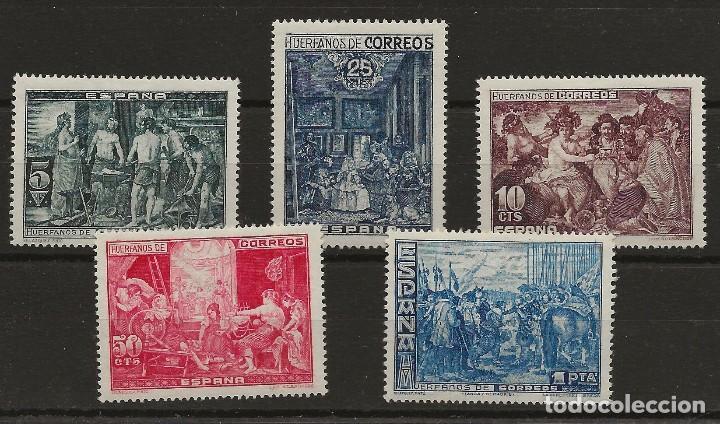 R30/ ESPAÑA, HUERFANOS DE CORREOS, SH 34 *, CATALOGO 52,00€ (Sellos - España - Guerra Civil - Beneficencia)