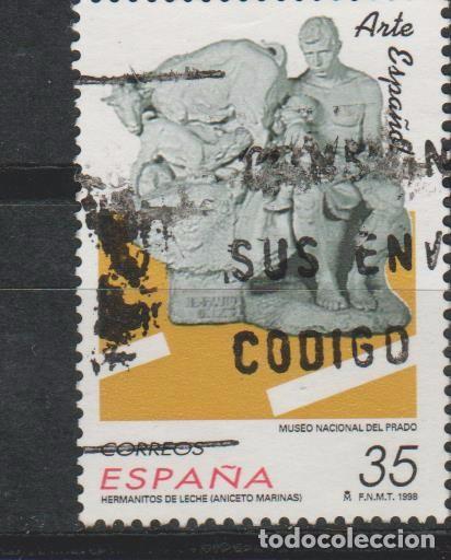 LOTE E2 SELLOS SELLO ESPAÑA (Sellos - España - Guerra Civil - Viñetas - Usados)