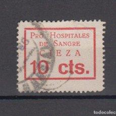 Sellos: CIEZA (MURCIA). EDIFIL 2 USADO. Lote 116319615