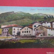 Sellos: POSTAL DE VERA CON FRANQUICIA MILITAR Y CENSURA.. Lote 119304391