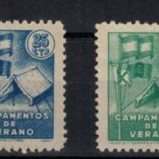 Stamps - ALLEPUZ FALANGE ESPAÑOLA 276/279. NUEVA - 125387691