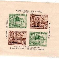 Sellos: SELLOS PRO RODANAS. CORREOS ESPAÑA. 1936- 1937.. Lote 127830195
