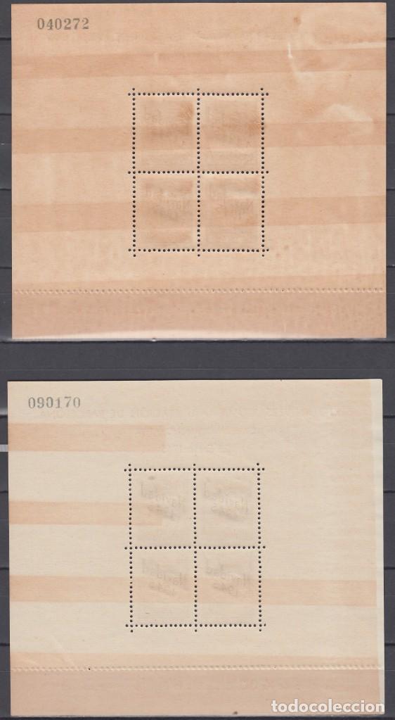 Sellos: BARCELONA, 1945 EDIFIL NE 29 / NE 30 /**/ - Foto 2 - 131643134