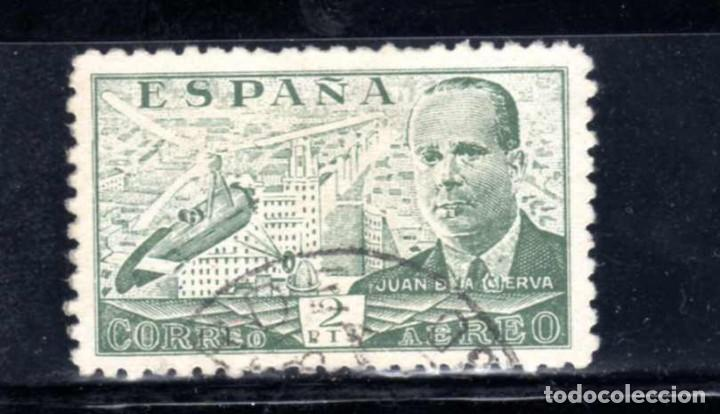 JUAN DE LA CIERVA ED Nº 885 USADO (Sellos - España - Guerra Civil - De 1.936 a 1.939 - Usados)
