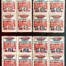 Sellos: SELLOS ESPAÑA B4 8/11 ASTURIAS Y LEÓN, NUEVOS . Lote 133449098