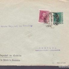 Sellos: CM3-37- GUERRA CIVIL. CARTA ALCALÁ DE GUADAIRA 1939. LOCAL Y CENSURA . Lote 133853342