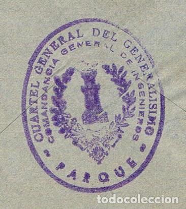 Sellos: GALLUR - SAN SEBASTIAN 1938 CENSURA MILITAR - SOBRE Y CARTA - Foto 4 - 135340890