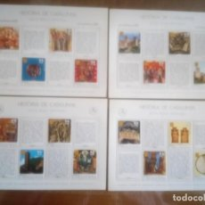 Sellos: HISTORIA DE CATALUNYA, ALTA EDAD MEDIA. Lote 135889026