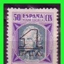 Sellos: BENEFICENCIA 1938 PEDAGOGOS, HABILITADOS, EDIFIL Nº 27 Y 28 *. Lote 140069654