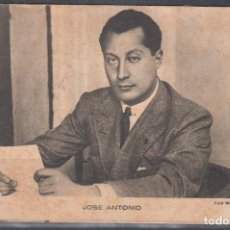 Sellos: TARJETA POSTAL , JOSÉ ANTONIO, SIN CIRCULAR, . Lote 140774950