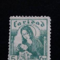 Briefmarken - SELLO CORREOS CARIDAD MOTRIL 10 CTS.- AÑO 1940. usado. . - 141251470