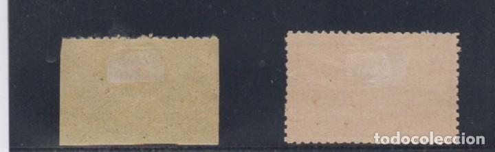 Sellos: EDIFIL 16-16 * 5 Y 10 CTS SUBSIDIO PRO COMBATIENTES. - Foto 2 - 141756082