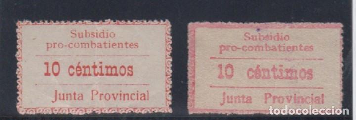 GUIPUZCOA. EDIFIL 24 *. 10 CTS SUBSIDIO PRO COMBATIENTES. (Sellos - España - Guerra Civil - De 1.936 a 1.939 - Nuevos)