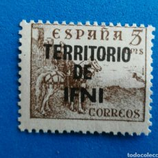 Timbres: TERRITORIO DE IFNI. RESELLADO. ENVIO INCLUIDO EN EL PRECIO.. Lote 142329365